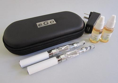 EGO 650 Pack (for medium smokers / 5-15 cigarettes per day)